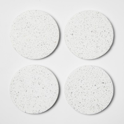 Terrazzo Coaster Off White Set of 4 - Project 62™