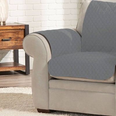 Embossed Chair Furniture Protector - Sure Fit