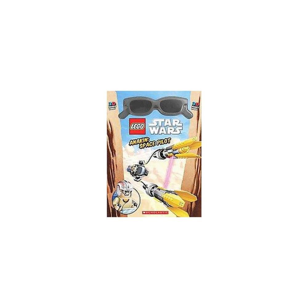 Anakin : Space Pilot (3D) (Hardcover)