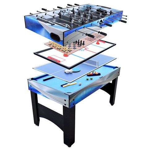 Hathaway Matrix 54 Inch 7-in-1 Multi Game Table - image 1 of 8