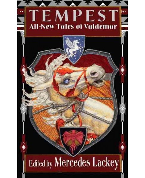 Tempest : All-New Tales of Valdemar (Paperback) (Mercedes Lackey) - image 1 of 1