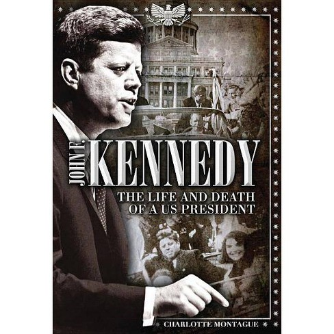 John F. Kennedy - (Oxford People) by  Charlotte Montague (Hardcover) - image 1 of 1