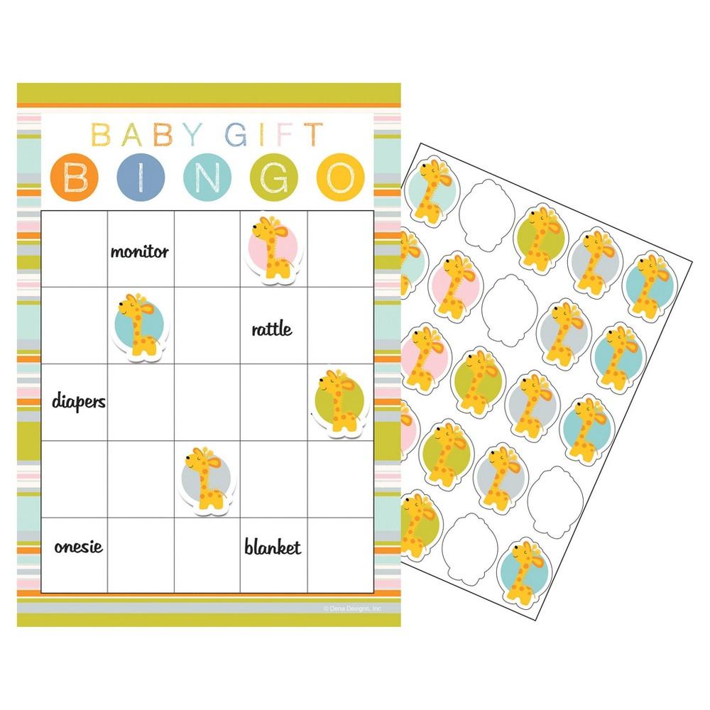 Image of 10ct Happy Jungle Bingo, party kits