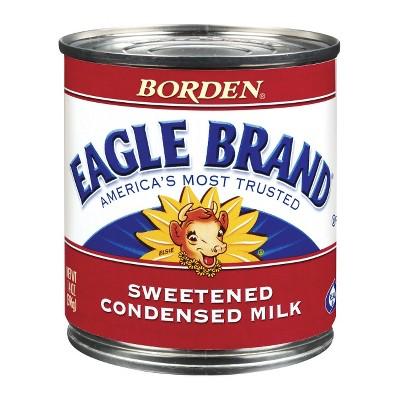 Borden Eagle Brand Sweetened Condensed Milk - 14oz