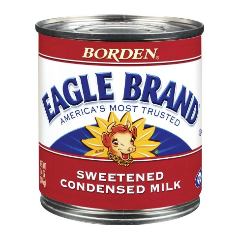 Borden Eagle Brand Sweetened Condensed Milk - 14oz - image 1 of 1