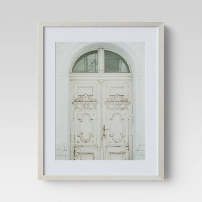"16"" x 20"" Doors Framed Print - Threshold™"