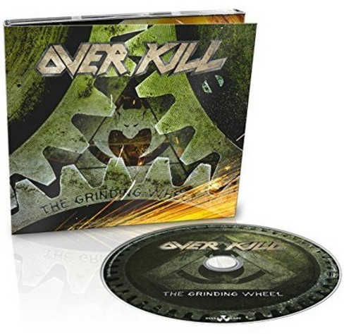 Overkill - Grinding Wheel (CD) - image 1 of 1