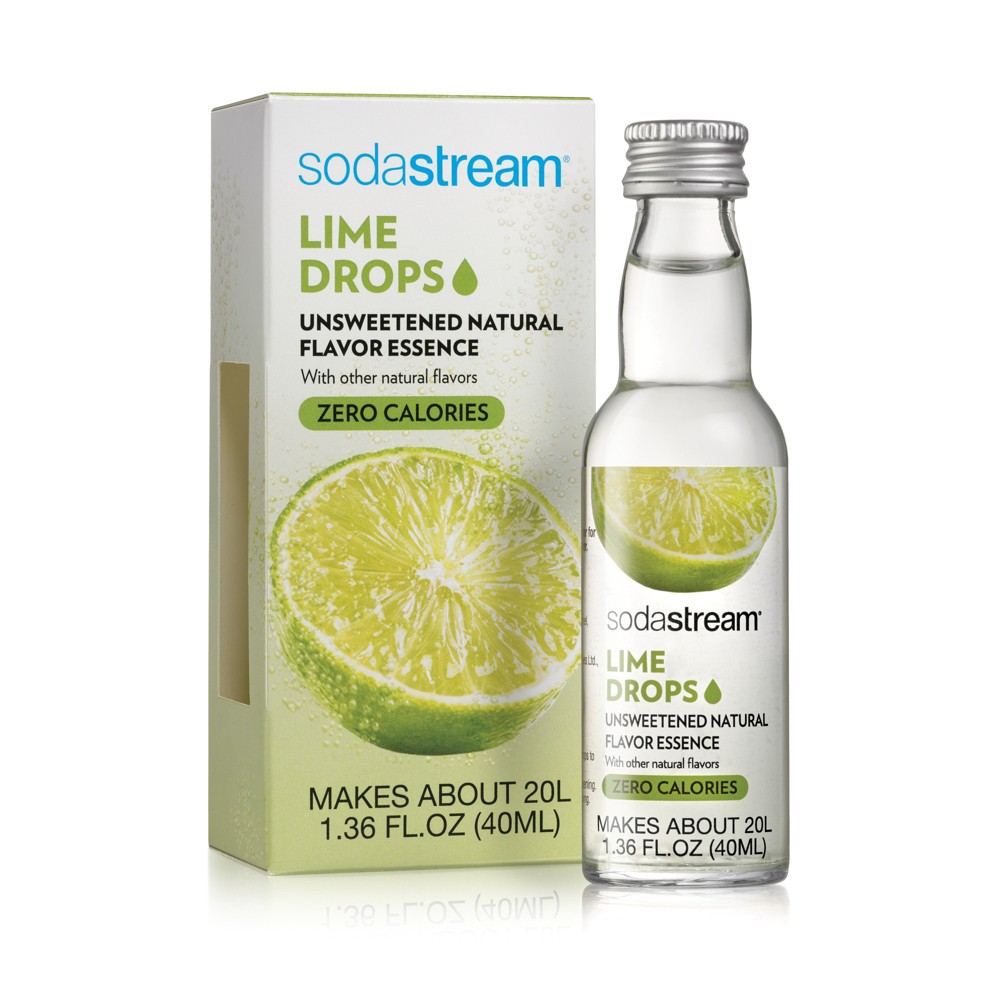 SodaStream Fruit Drops Lime
