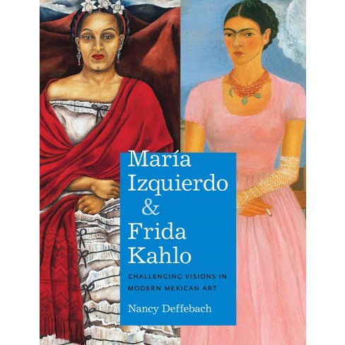 Mar237a Izquierdo And Frida Kahlo Challenging Visions In Modern