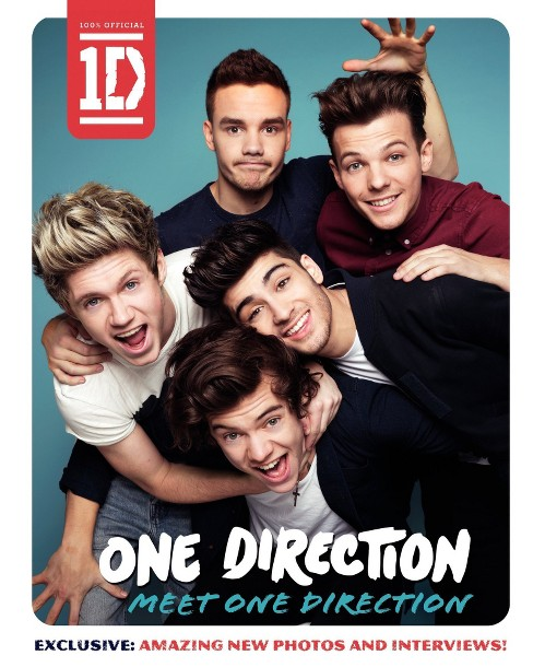 One Direction (Paperback) by Harpercollins - image 1 of 1