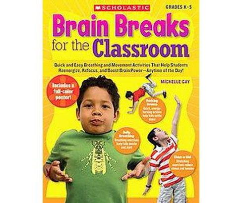Brain Breaks for the Classroom (Mixed media product) - image 1 of 1