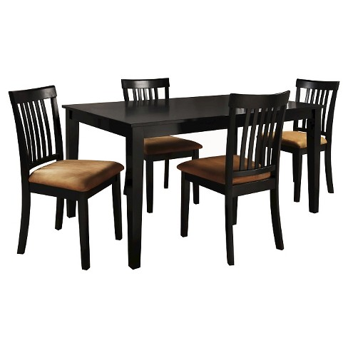 Owingsville Round Dining Room Table Brown Signature Design By