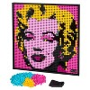 LEGO Art Andy Warhol's Marilyn Monroe Collectible Canvas Art Set Building Kit for Adults 31197 - image 2 of 4
