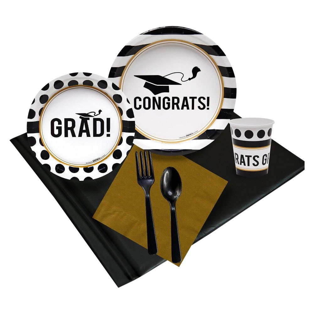 Image of 40 ct Graduation Party Pack