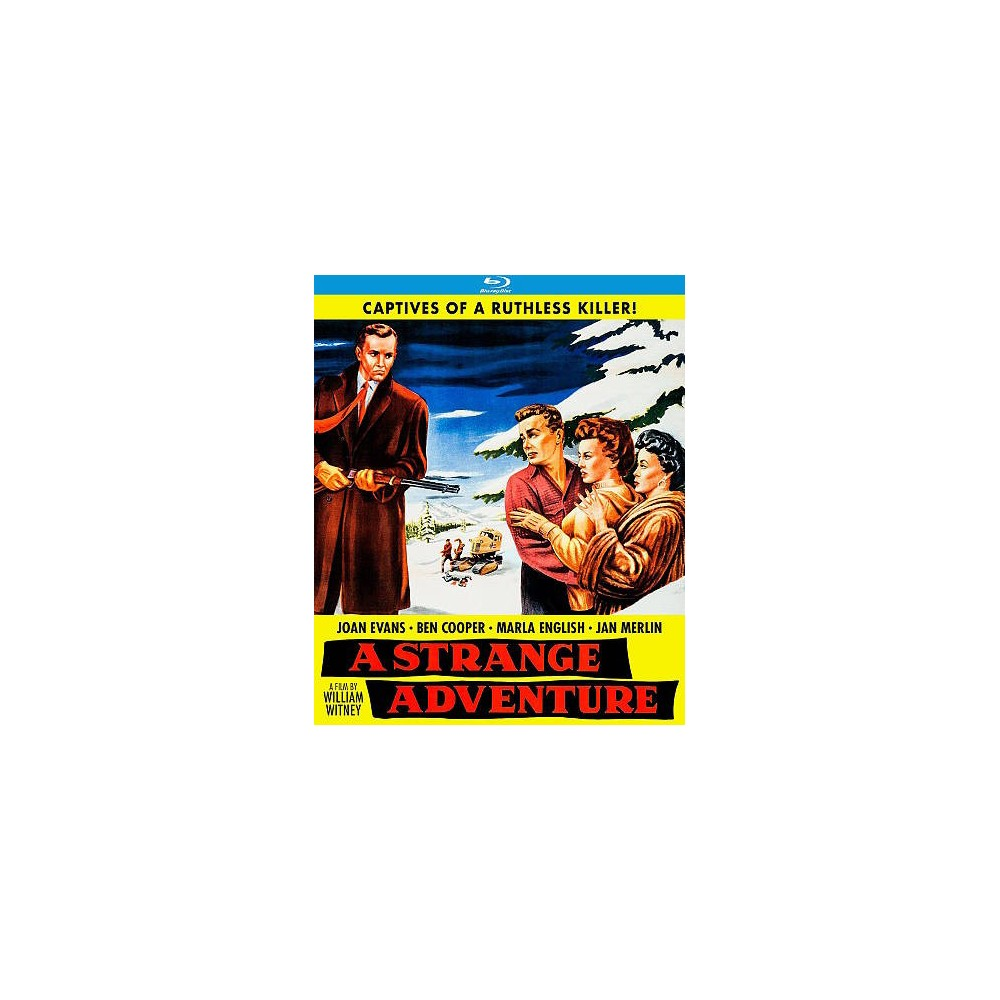 Strange Adventure (Blu-ray)