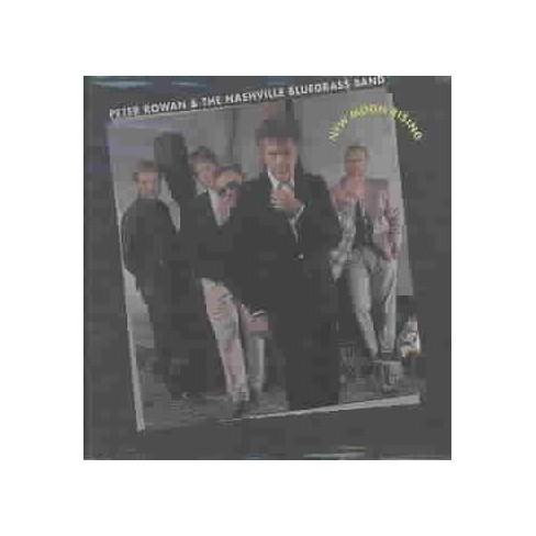 Peter Rowan - New Moon Rising (CD) - image 1 of 1