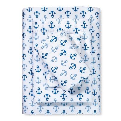 Anchors Sheet Set (Full)Medium Blue - Poppy & Fritz®