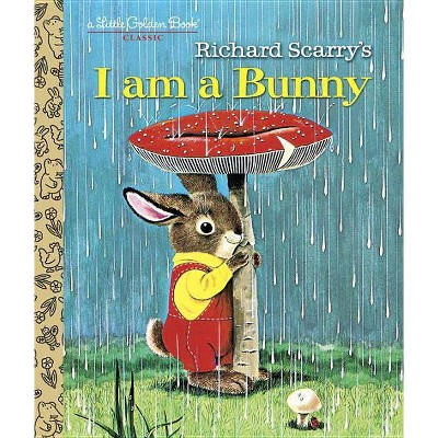 I Am a Bunny - (Little Golden Book)by Ole Risom (Hardcover)