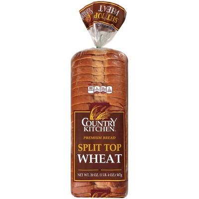 Country Kitchen Split Top Wheat - 20oz