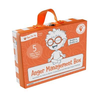 Open The Joy Anger Management Activity Box