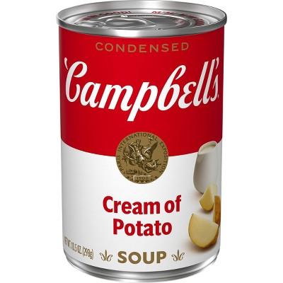Campbell's Condensed Cream of Potato Soup - 10.5oz
