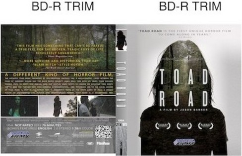 Toad Road (Blu-ray) - image 1 of 1