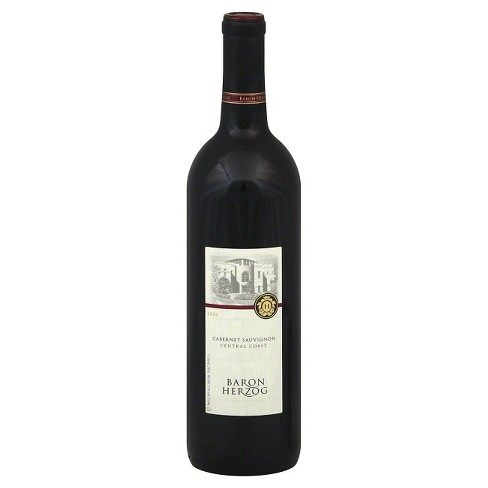 Baron Herzog Wine Cellars® Cabernet Sauvignon - 750mL Bottle - image 1 of 1