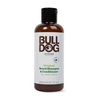 Bulldog Original Beard Shampoo & Conditioner - 6.7 fl oz