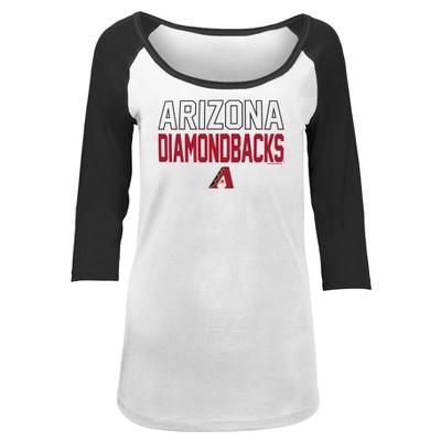 MLB Arizona Diamondbacks Women's Play Ball Fashion Jersey