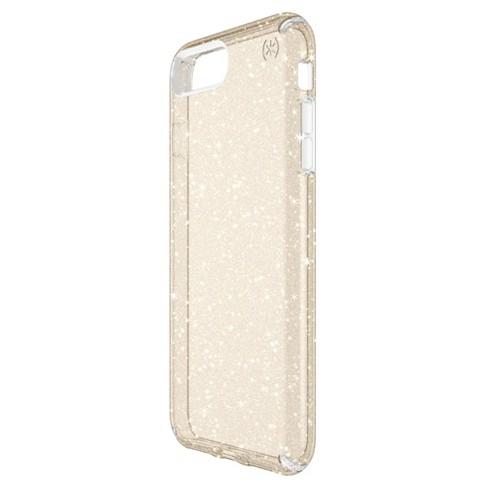 online store 08062 1c8aa Speck iPhone 8 Plus/7 Plus/6s Plus/6 Plus Case Presidio - Gold Glitter