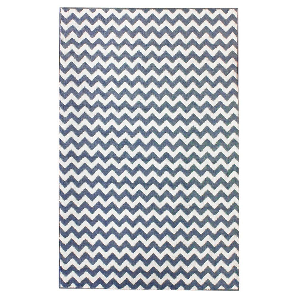 nuLOOM Charles Area Rug - Blue (7' 10