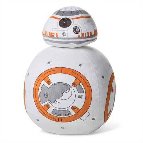 Star Wars® BB-8 Orange and White Throw Pillow - image 1 of 1