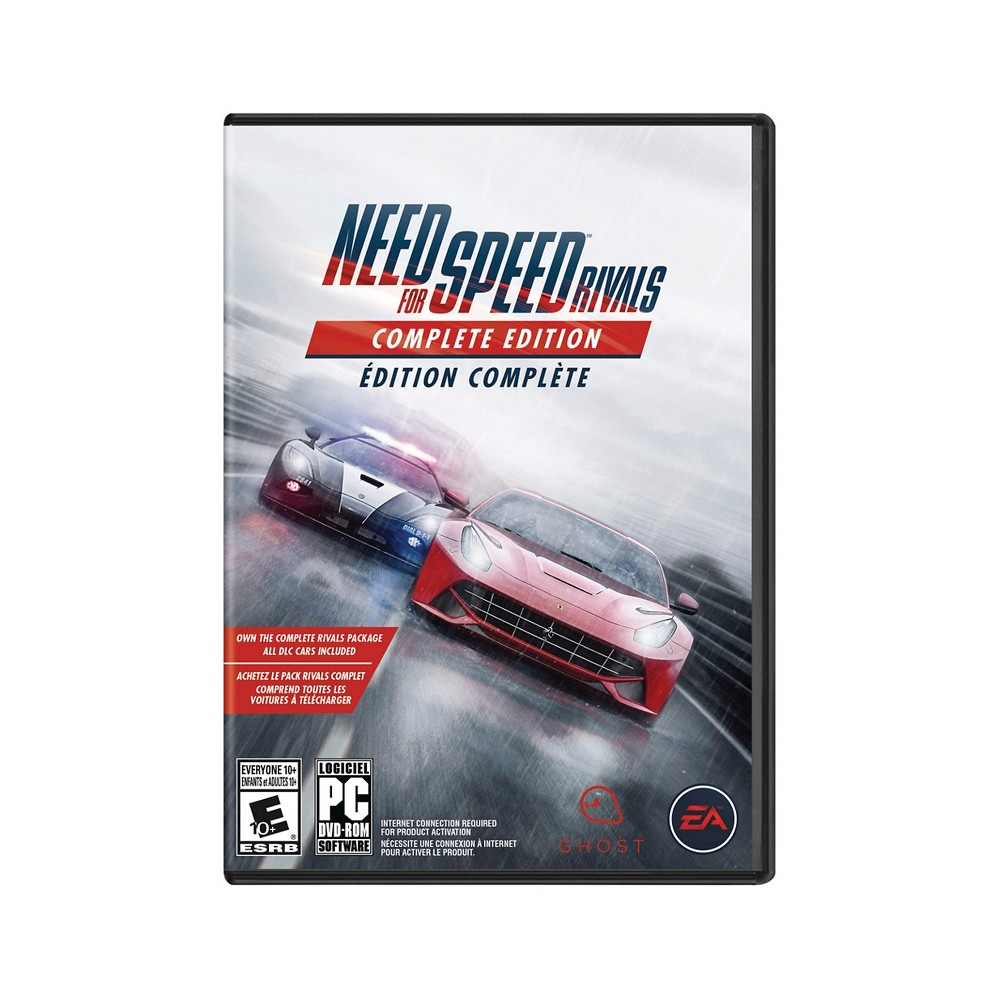 Need For Speed Rivals: Complete Edition - PC Game (Digital)