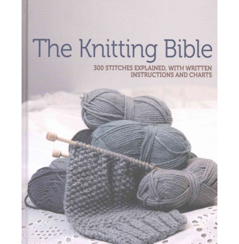 Knitting Bible (Hardcover) - image 1 of 1