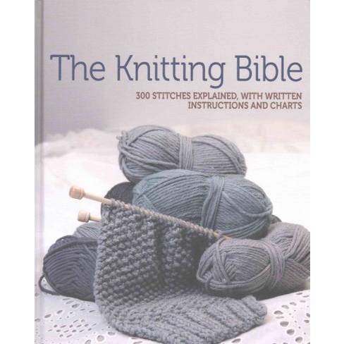 Knitting Bible Hardcover Target