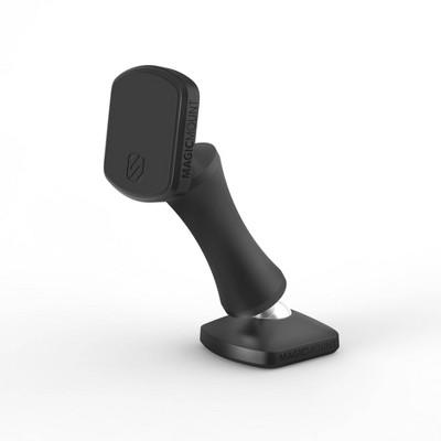 Scosche Magic Mount Elite Double Pivot Magnetic Mobile Device Stand Space Gray