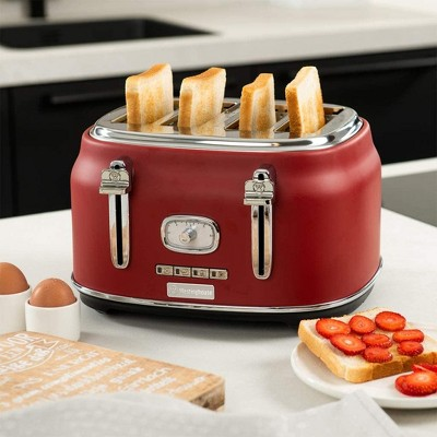 Westinghouse Retro 4 Slice Toaster
