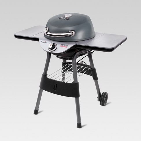 Char Broil Tru Infrared 240 Patio Bistro Electric Grill 17602066 Graphite Target