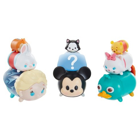 Disney Tsum Tsum 9pk Collectible Figures - image 1 of 3