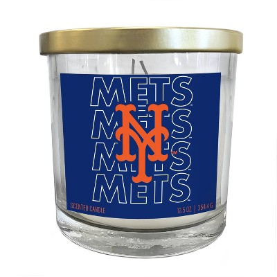 MLB New York Mets Echo Team Candle