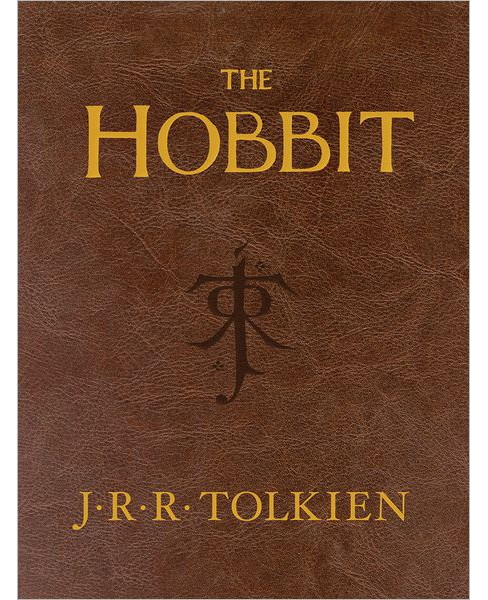 The Hobbit Or There and Back Again (Deluxe) (Hardcover) by J. R. R. Tolkien - image 1 of 1