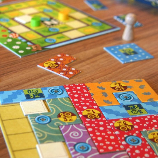Patchwork Express Board Game image number null