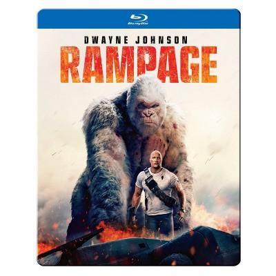 Rampage (SteelBook) (Blu-ray)