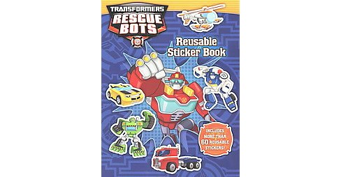 Transformers Rescue Bots (Paperback) by Trey King - image 1 of 1