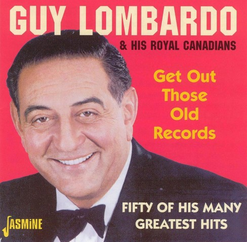 Guy lombardo - Get out those old records (CD) - image 1 of 1