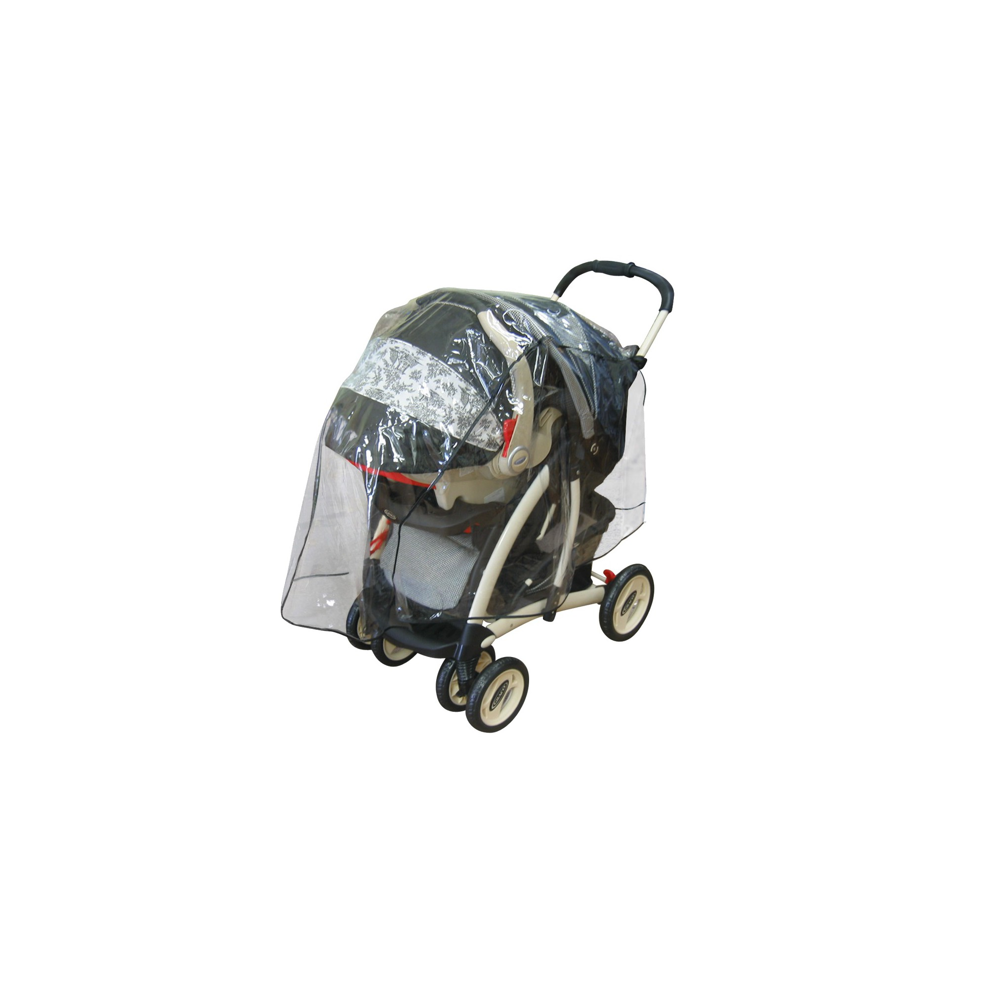 Jeep Travel System Weather Shield