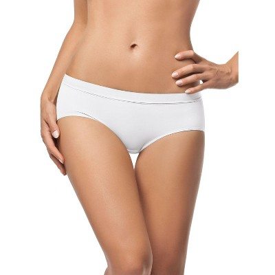 Leonisa Leonisa seamless low rise briefs underwear for women - No show hiphugger panties -