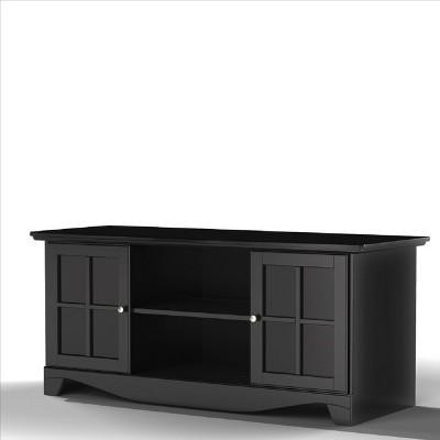 Pinnacle 56  TV Stand Black - Nexera