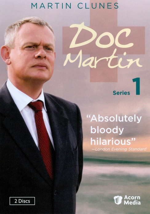 Doc martin series 1 (DVD) - image 1 of 1