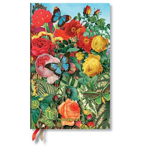 Paperblanks 2020-2021 Butterfly Garden Maxi 18-Month - (Hardcover) - image 1 of 1